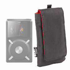 Hardwearing Nylon Black Case for FiiO X5 High-res Portable Music Player