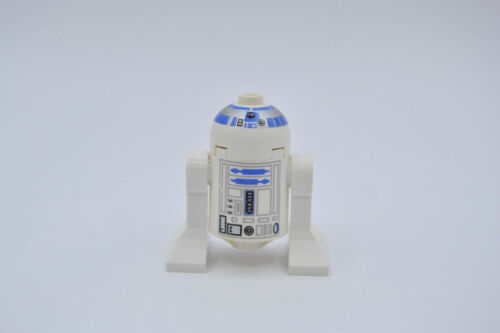 LEGO Figur Minifigur Star Wars R2-D2 sw028 aus Set 7190 7171 10144 4502