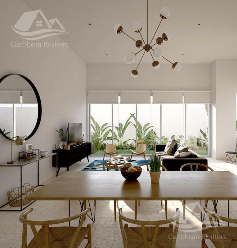 Departamento en Venta en Playa del Carmen/Riviera Maya/Bonanza Living