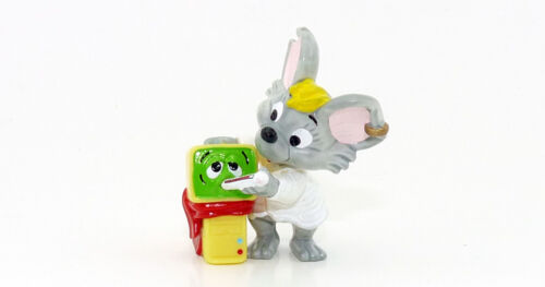 Freie Auswahl an Einzelfiguren von den Mega Mäuser von 2001 Den Satz und Truck