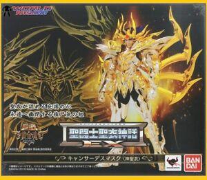 Bandai Saint Seiya Myth Cloth Ex Masque de Mort Cancer de Soul Of Gold Nouveau Disponible!