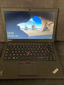 Ordinateur portable Lenovo Thinkpad X240 Intel i5/4Go/SSD 240Go 12,5