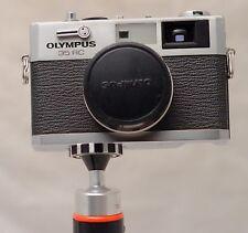 Refurbished Olympus 35RC 35mm Rangefinder 35mm Film Camera with flash