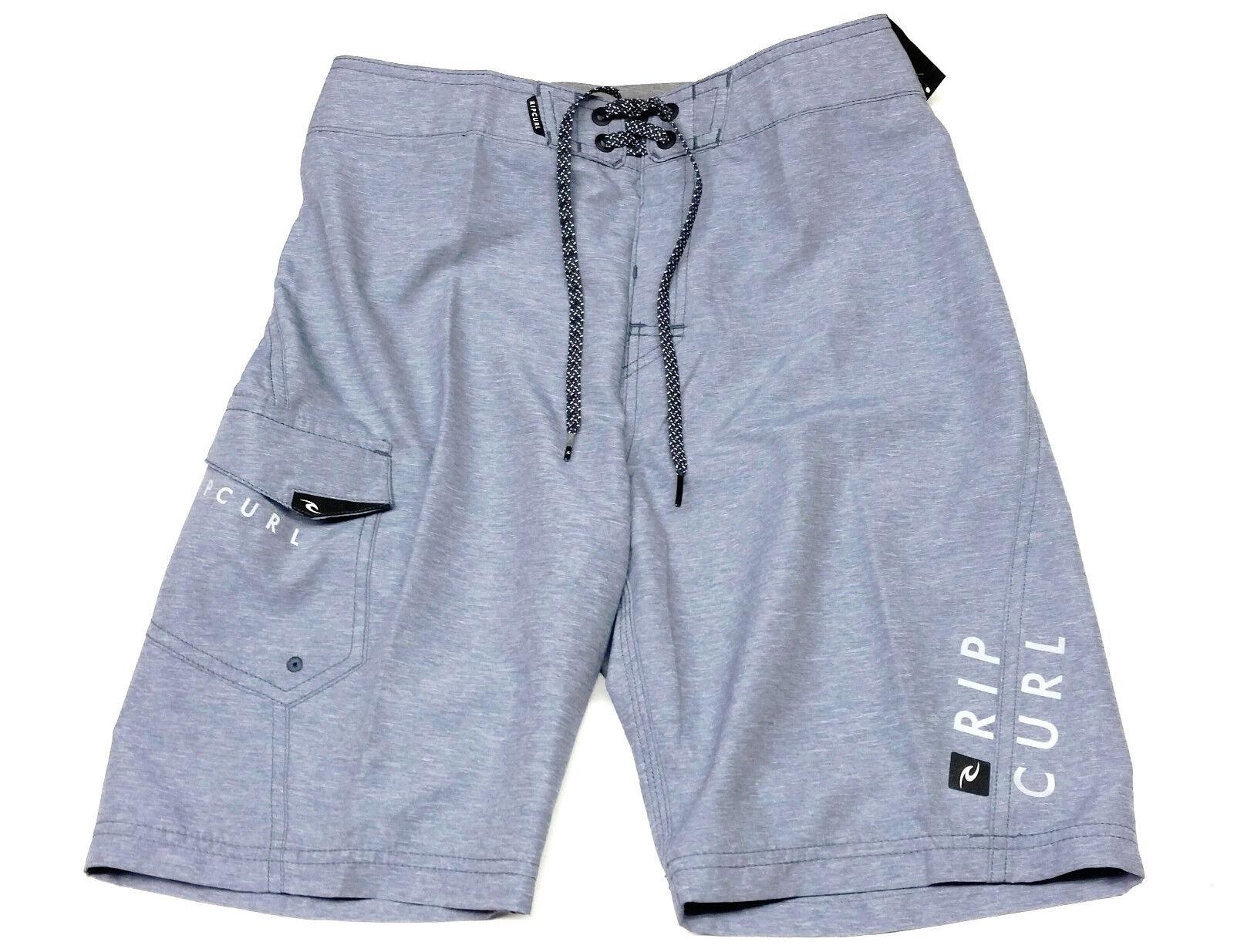 016059dbe3 RIP CURL Men's DAWN Boardshorts - NAV - Size - NWT 30 PATROL ...