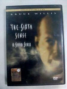 DVD-FILM-The-Sixth-Sense-Il-Sesto-Senso-DVD