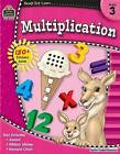 Multiplication, Grade 3 by Teacher Created Resources (Mixed media product, 2008)