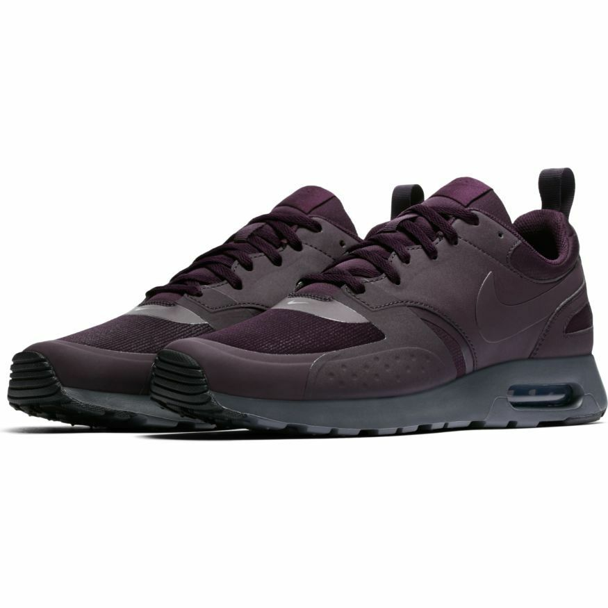 Nike air max visione ridotta uomini scarpe nuove autentico autentico autentico vino di porto   grigio scuro 918229-600   una grande varietà  fc68b6