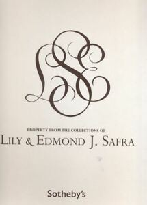 Sotheby-039-s-Catalogues-Sotheby-039-s-Catalog-Collection-of-Lily-amp-Edmond-J-2011-HB