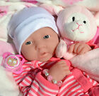 PJs Berenguer La Newborn Dummy Many Extras Baby Girl Doll for Reborn/ Play