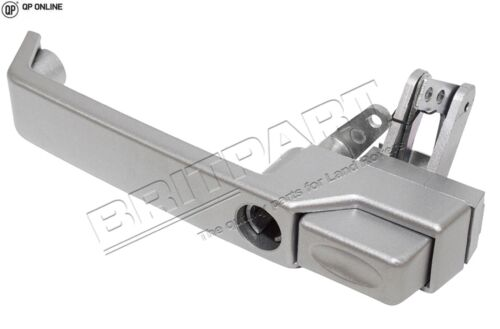DEFENDER SILVER XS DOOR HANDLE LEFT HAND SIDE DA6897 EQUIVALENT TO MXC7651