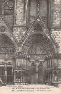 la-catedral-de-de-BOURGES-portail-San-Ursin