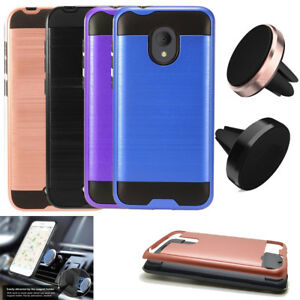 Details about Phone Case For Alcatel TCL LX A502DL Magnetic Car Mount Metal  Plate Cover