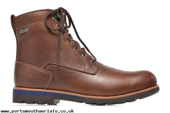 Clarks  Uomo  Padley Hi Gtx   Tobacco warm Hiking Boot   UK 10.5  G 81b3ed