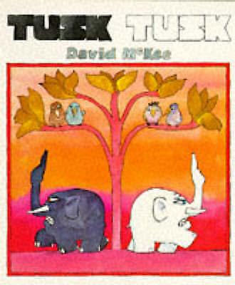 McKee, David, Tusk, Tusk (A Sparrow book), Paperback, Very Good Book