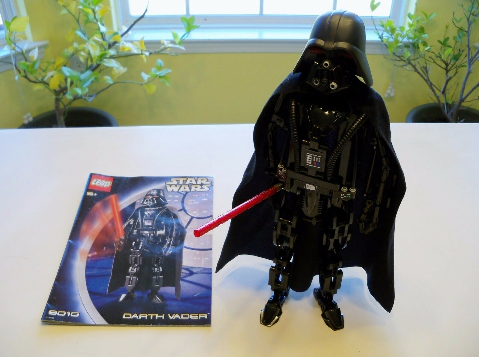 LEGO Star Wars - Super Rare Technic 8010 Darth Vader - Complete w  Instructions