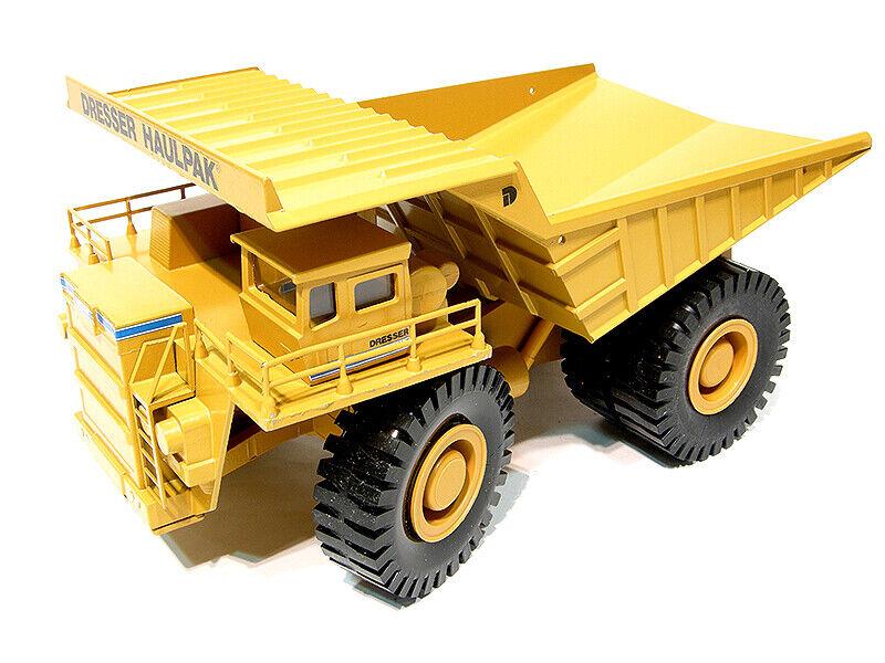 WABCO dresser HAULPAK camion benne jaune 1 50 Conrad  2720 Comme neuf  OVP
