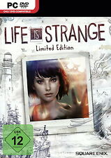 Life Is Strange - Limited Edition (PC, 2016)- komplett auf deutsch, NEUl, OVP!