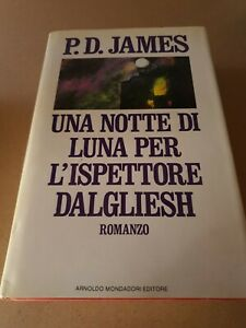 Libro Una notte di luna per l'ispettore Dalgliesh - P.D. James