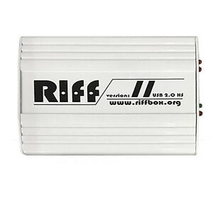 Details about RIFF BOX VER  2 REPAIR TOOL SUPPORT EMMC JTAG STB SATELITE  RECEIVER ROUTER MODEM