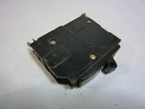 Square D QOB130 Circuit Breaker 30 Amp 1 Pole  USED