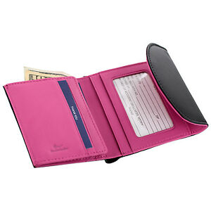 Royce-Rfid-Blocage-Femmes-Portefeuille-Complet-Grain-Cuir-Nappa