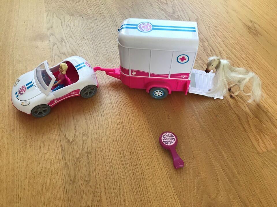 Andet legetøj, Rescue Hospital, AniMagic