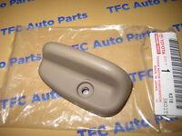 Toyota Tacoma Passenger Seat Side Recline Handle Rh Genuine Oak-tan