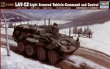 TRP 371 USMC LAV-C Light Armored Command & Control Vehicle 1:35 New