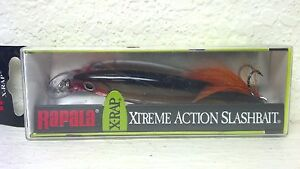 RAPALA, X-RAP, XTREME ACTION SLASHBAIT, GOLD, LONG CASTING, XR-10G