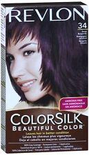 Revlon ColorSilk Hair Color 34 Deep Burgundy 1 Each (Pack of 6)