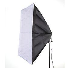 60x90cm Studio Light Photography Softbox F 5 E27 Lamp Bulb Head Tageslichtlampe