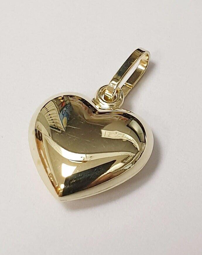 Colgante Corazón de gold yellow 585   - 346-115267.400 585  - gold yellow