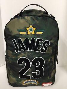 9ac947881ff1b2 Sprayground NBA LAB James Tie Dye Patches Backpack 813985028620 | eBay