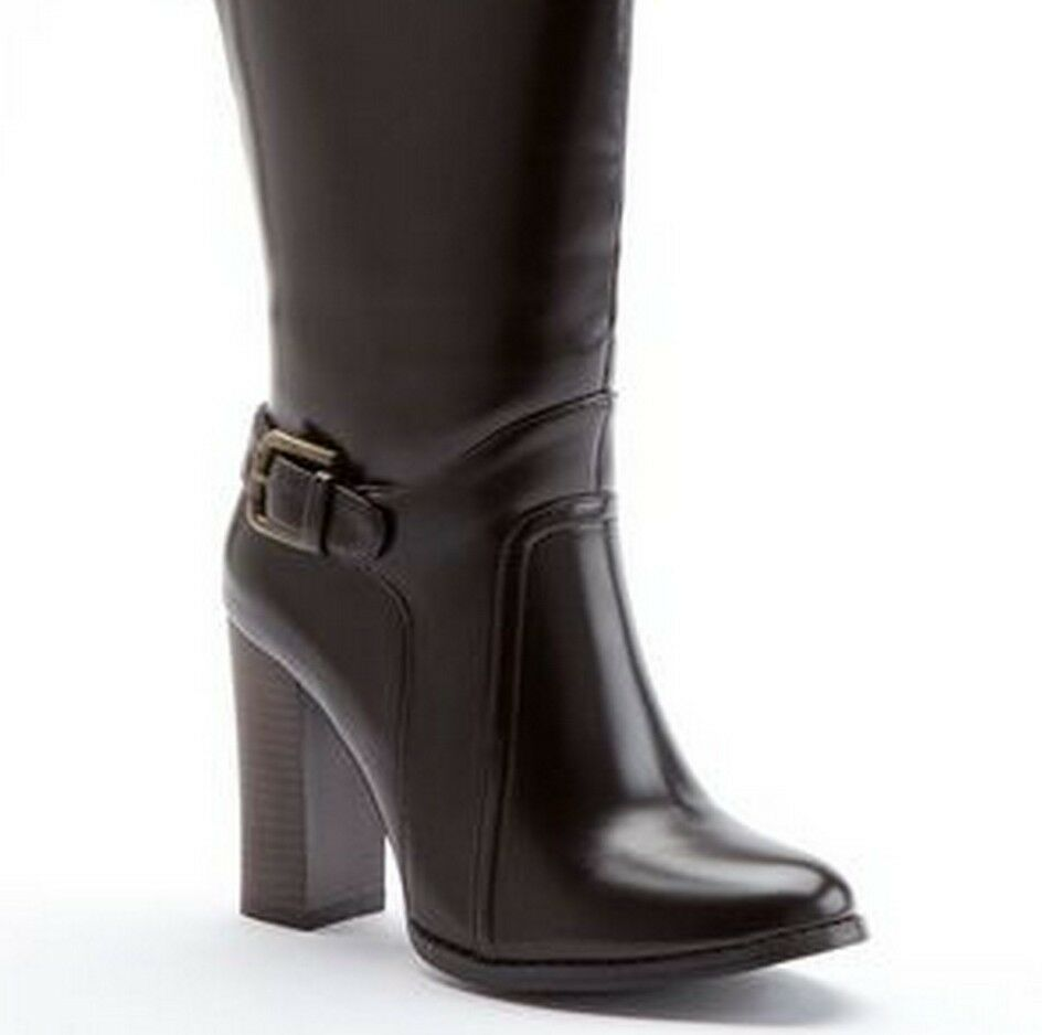 Apt Brown 9 Womens Chateaux Brown Apt Tall Knee High Boots 650a87