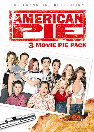 American Pie: 9 Movie Pie Pack (DVD, 9, 9-Disc Set, R-rated version/Full  Frame) for sale online  eBay
