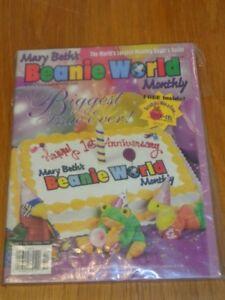 MARY-BETHS-BEANIE-WORLD-VOL-2-1-OCTOBER-1998-US-MAGAZINE