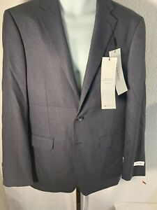 CALVIN KLEIN Mens (Size 40R)2 Slim Fit Button Sport Coat Jacket Free Shipping