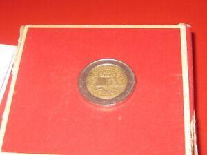 2 Euro Commémorative Belgique 2007 - Traité de Rome