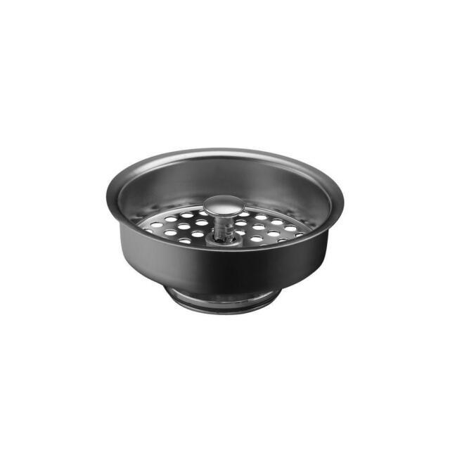 KH K-8803-CP Duostrainer Manual sink basket strainer Polished Chrome