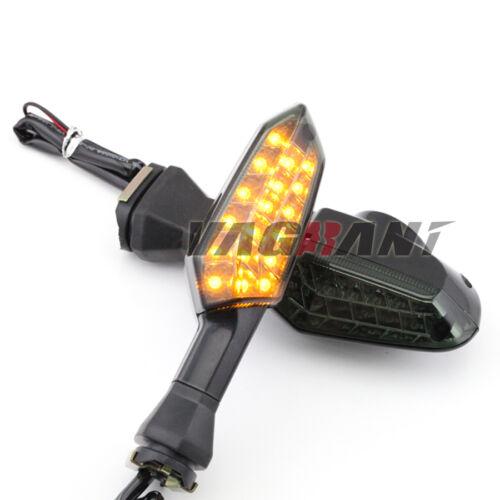 For KAWASAKI Z1000//Z 800//Z 750//Z 300//Z 250 LED Turn Signal Light Indicator Lamp