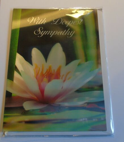 Wishing Well Sympathy Cards including 3d Cards Carte Blanche