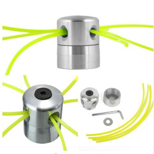 Aluminium Nylon Line Head Double Trimmer Head Bobbin Tool Set LH