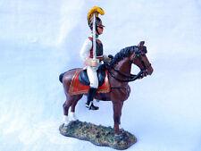 Cavalier Delprado 1er empire - Officier Cuirassier autrichien 1814 -  Napoléon