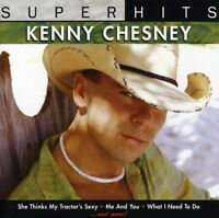 Kenny Chesney - Super Hits [new Cd] on sale