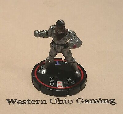 Heroclix Firestorm #069 Veteran USED from DC Cosmic Justice Booster Pack