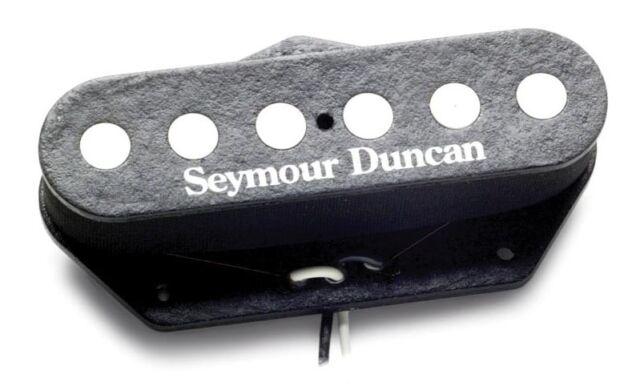 seymour duncan stl 3 quarter pound tele lead bridge pickup for sale online ebay. Black Bedroom Furniture Sets. Home Design Ideas