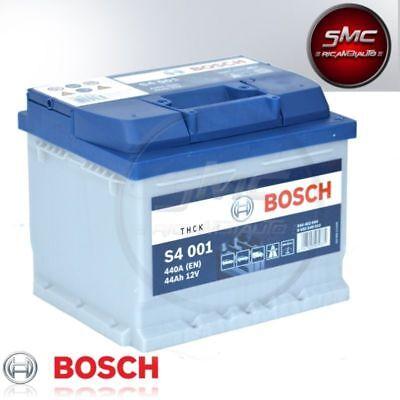 Bosch S4000 Bater/ía de autom/óvil 44A//h-420A