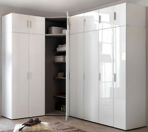 Wimex Schranksystem Kleiderschrank Tiefe 40 Cm Eckschrank Aufsatz