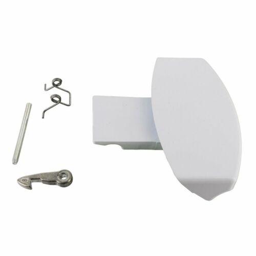 ORIGINALE Hotpoint BHWM 129 BHWM 149 Lavatrice Bianco Maniglia Della Porta Kit