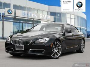2013 BMW 650i xDrive Gran Coupe